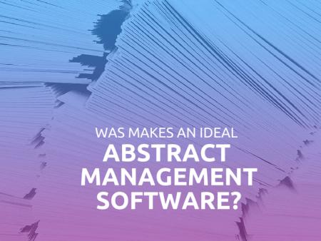 An ideal abstract management software