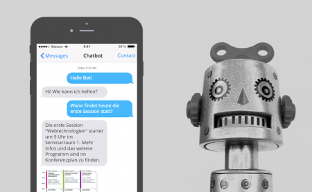 Chatbots für Events und Konferenzen