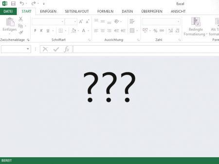 Excel-Export Converia