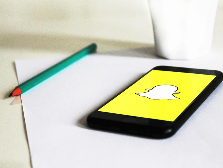 Snapchat bei Konferenzen