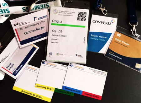 Name Badge Conferences