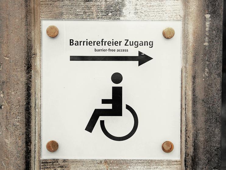 Barrierefreiheit bei Konferenzen