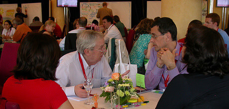 World Café in Bilbao